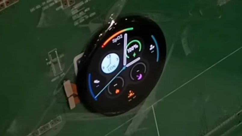 Huawei Watch Dengan HarmonyOS Diperlihatkan