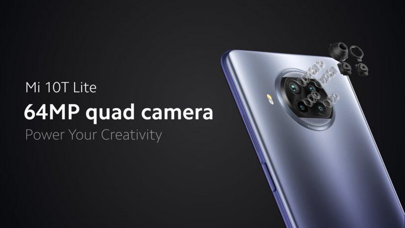 Xiaomi Mi 10T Lite Turut Diumumkan – Dijana Snapdragon 750G, Skrin 120Hz Dan Kuad-Kamera 64MP
