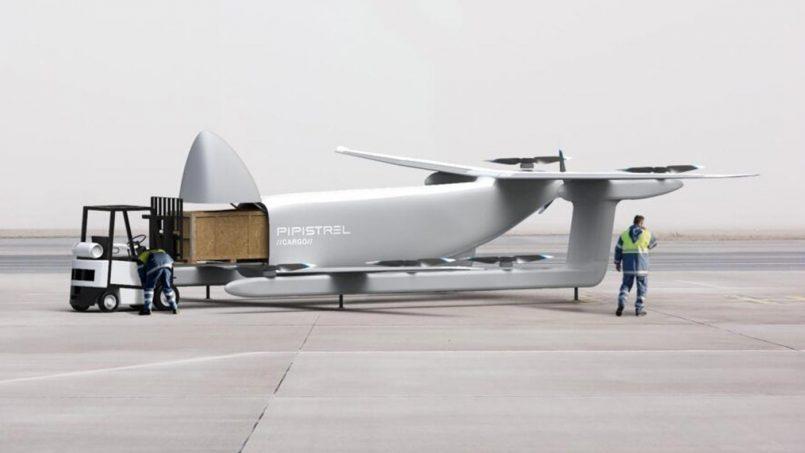 Dron Nuuva Mampu Membawa Kapasiti Kargo Besar Dengan Mod Terbang Menegak