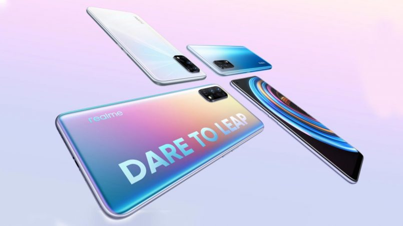Realme X7 5G dan X7 Pro 5G Dilancarkan Dengan Cip Dimensity 1000+ Dan Skrin 120Hz