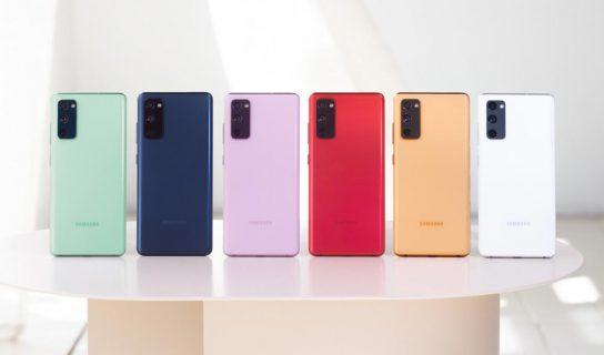 Samsung Kini Menawarkan Galaxy S20 FE Pada Harga RM2099