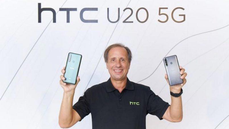 CEO HTC Meletakkan Jawatan Kurang Setahun Selepas Dilantik