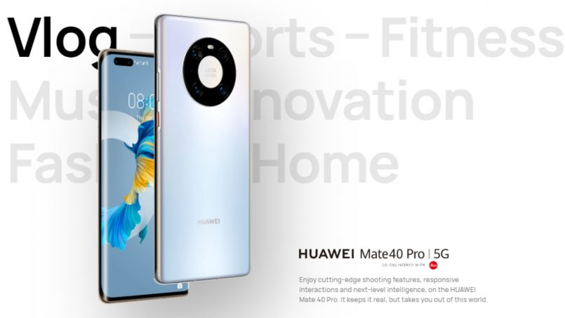 Kamera Swafoto Huawei Mate 40 Pro Juga Menerima Skor Tertinggi Di DxoMark