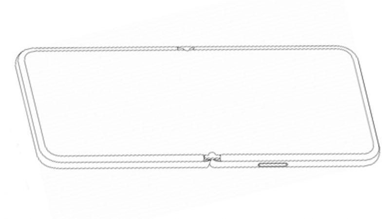 Huawei Mampatenkan Rekaan Peranti Seakan Galaxy Z Fip