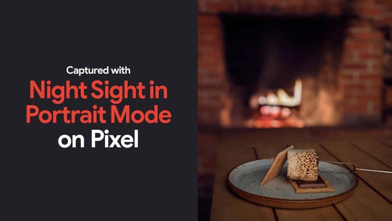 Night Sight Kini Tidak Boleh Digunakan Pada Lensa Ultra-lebar Peranti Pixel 4a 5G Dan Pixel 5