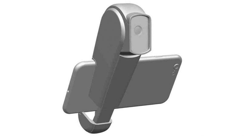 Canon Mempatenkan Kamera Untuk Telefon Pintar Dengan Lensa Boleh Ubah