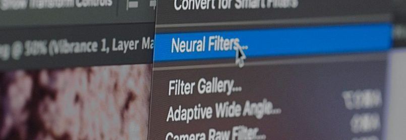 Neural Filters Pada Adobe Photoshop Membolehkan Gambar Monokrom Diwarnakan Dan Wajah Dituakan Secara Automatik