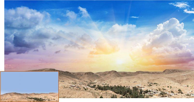 Adobe Photoshop Kini Membolehkan Anda Menggantikan Langit dengan Mudah