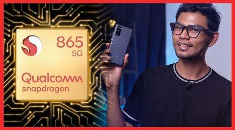Akhirnya Peranti Samsung Dilengkapi Dengan Snapdragon 865