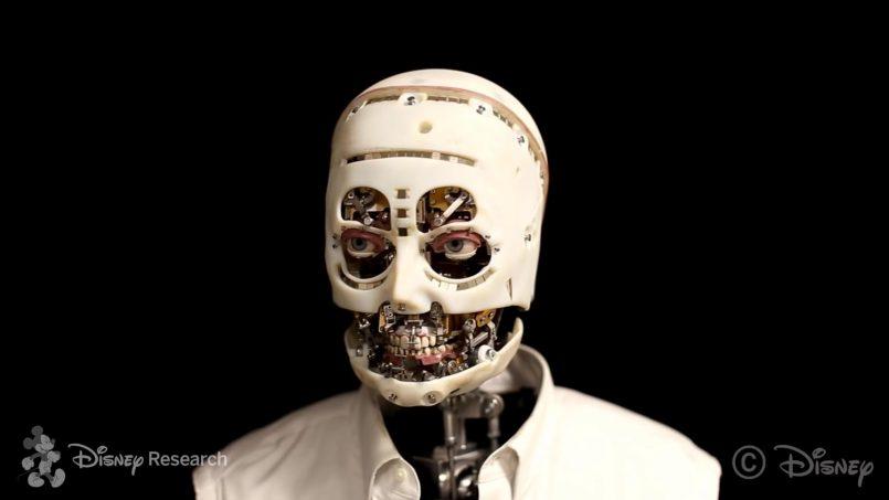 Robot Animatronik Terkini Disney Kelihatan Hidup Seakan Westworld