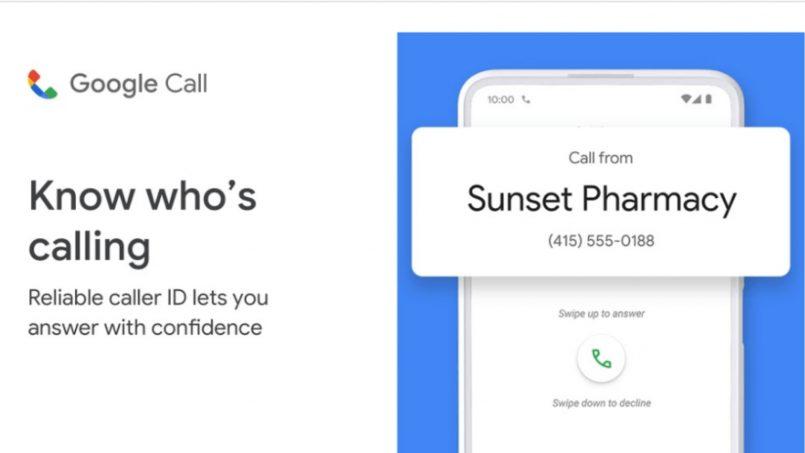 Aplikasi Google Phone Akan Dijenamakan Semula Kepada Google Call