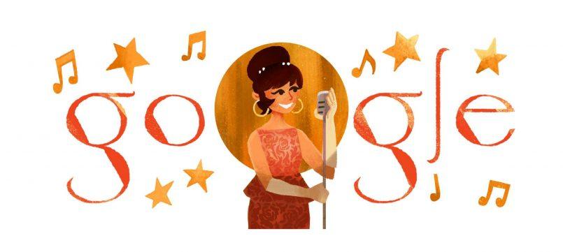 Google Meraikan Legasi Saloma Dengan Sebuah Doodle Khas