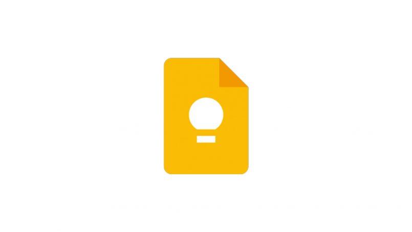 Aplikasi Google Keep Untuk Chrome Akan Ditamatkan Pada Februari 2021