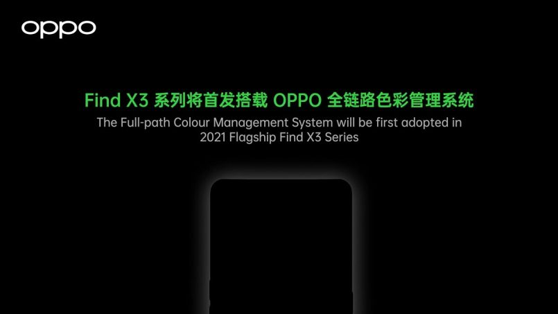 Oppo Find X3 Akan Menyokong Warna 10-Bit Secara Menyeluruh – Teknologi Skrin Super Retina XDR Untuk Android