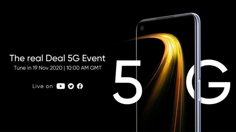 Realme 7 Akan Ditawarkan Dalam Versi 5G – Pelancaran Rasmi Pada 19 November