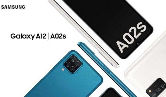 Samsung Galaxy A12 Dan Galaxy A02s Dilancarkan Dengan Bateri 5000mAh
