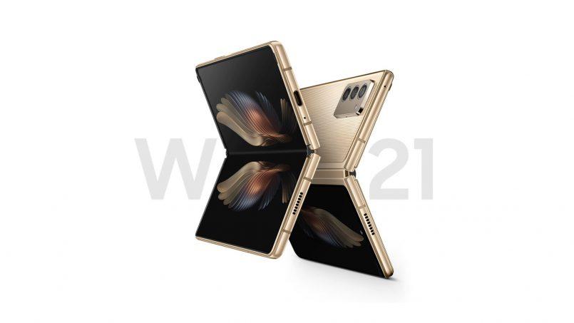 Samsung Galaxy W21 5G Rasmi – Galaxy Z Fold2 5G Versi China Telecom