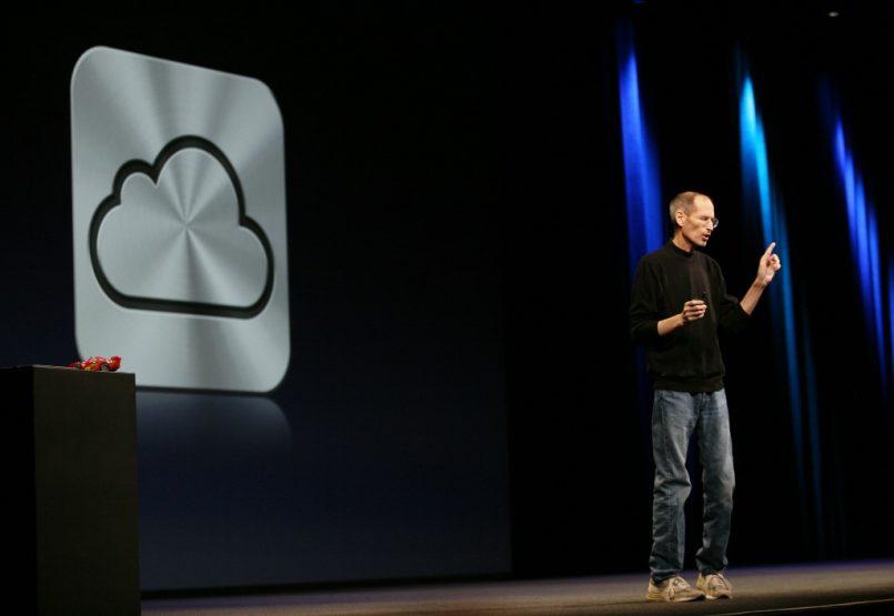 Apple iCloud Jobs