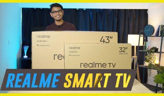 Pandang Pertama : Realme Smart TV