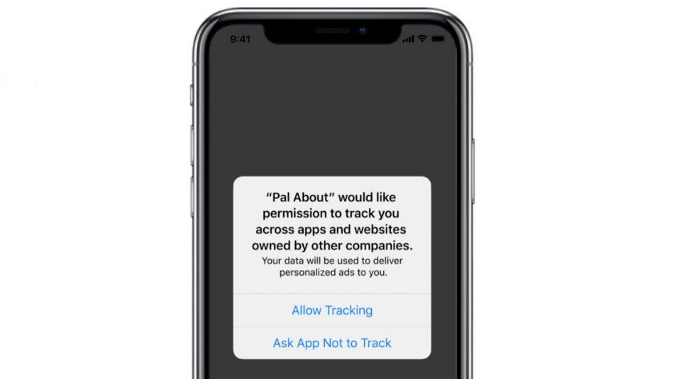 Apple penjejakan iklan