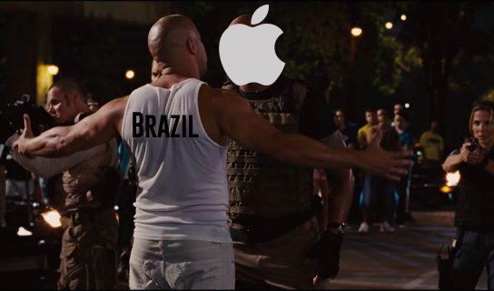Apple Mungkin Dipaksa Menjual iPhone Dengan Kepala Pengecas Di Brazil