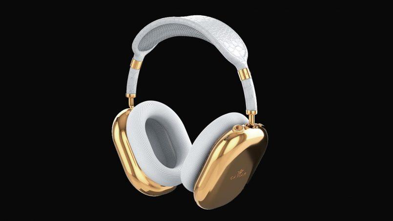 AirPods Max Yang Diperbuat Daripada Emas Dijual Pada Harga RM 437,000