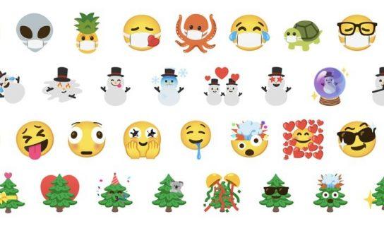 Emoji Kitchen Pada Gboard Kini Boleh Menghasilkan 14000 Pelekat Dari Pelbagai Kombinasi Emoji
