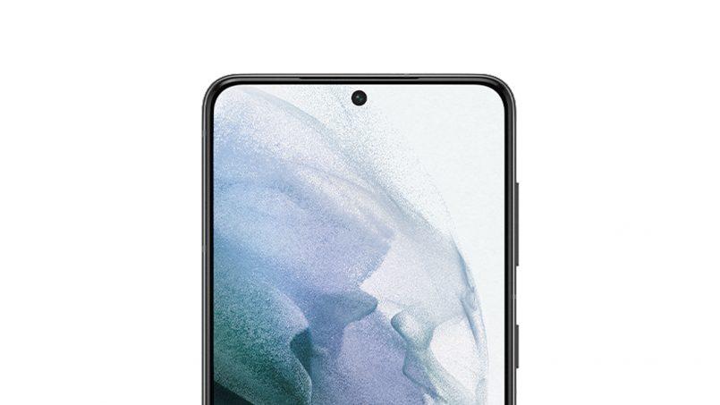 Imej Pengolokan Samsung Galaxy S21 5G Terbaru Memperlihatkan Rekaan Skrin Dengan Lebih Jelas