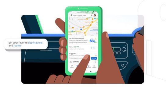 Go Tab Diperkenalkan Untuk Google Maps – Akses Pintas Untuk Arahan Selok-Belok Lokasi Kegemaran