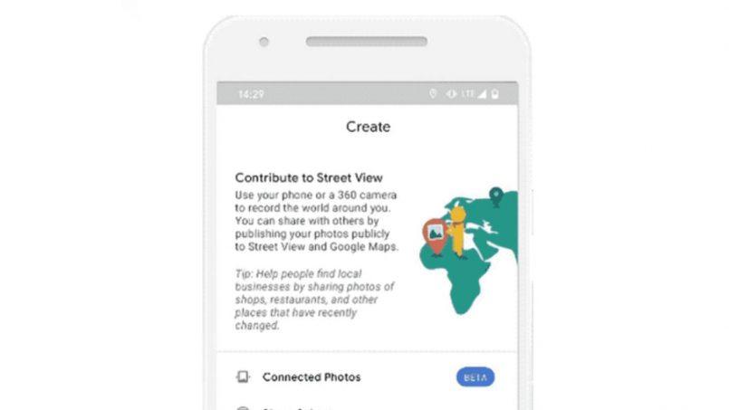Orang Ramai Kini Boleh Menyumbang Gambar Untuk Google Street View