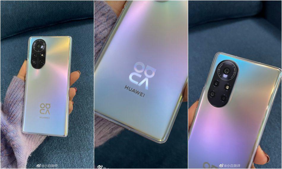 Imej Sebenar Huawei Nova 8 Pro Pula Tertiris – Hadir Dengan Dwi-Kamera Swafoto – Amanz 3