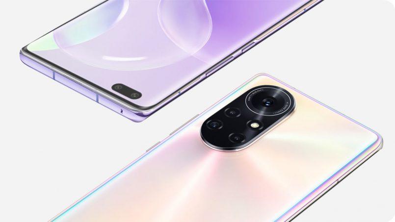 Huawei Nova 8 Kini Rasmi – Dijana Kirin 985, Kamera 64MP Dan Skrin 120Hz