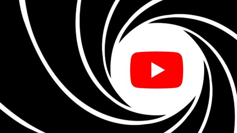 Hampir Kesemua Filem James Bond Kini Boleh Ditonton Di YouTube – Tetapi Belum Untuk Di Malaysia