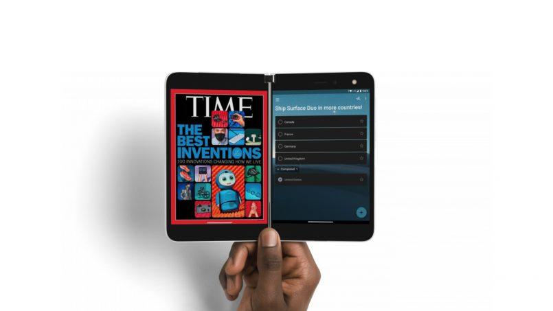Microsoft Surface Duo Akan Dipasarkan Secara Global Bermula Awal 2021