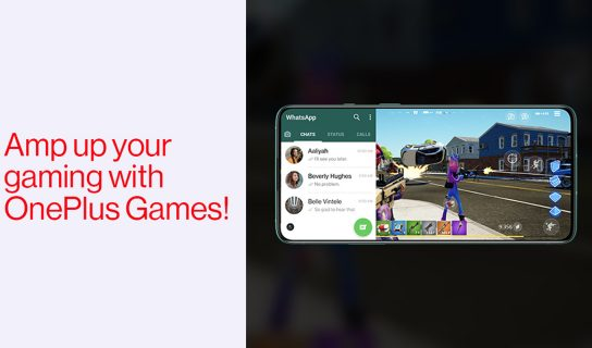 Pelancar Permua OnePlus Games Space Dijenamakan Semula Ke OnePlus Games