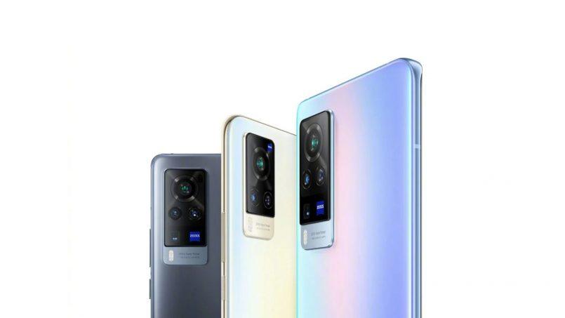 Spesifikasi Kamera Vivo X60 Tertiris – Kuad-Kamera 48MP Zeiss