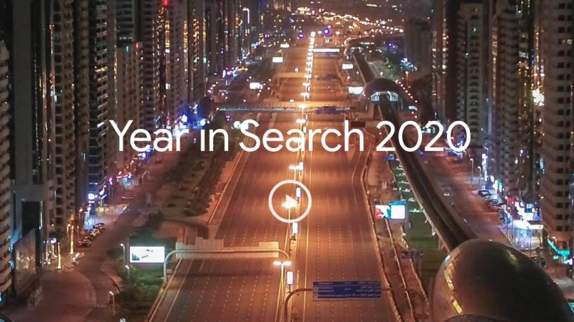 Year In Search 2020