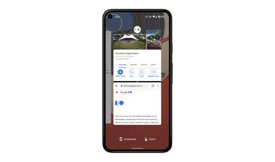 """Android 12 Akan Mempunyai Sokongan Multi Tugasan Baharu """"App Pair"""""""