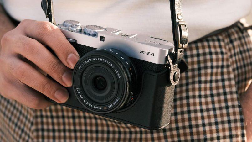 Fujifilm X-E4 Diumumkan – Kamera Nircermin Dengan Rekaan Rangefinder Klasik
