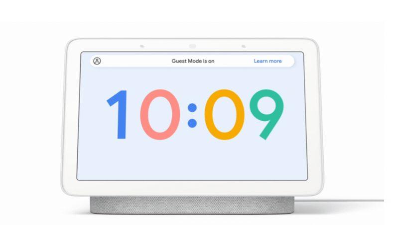 Mod Tetamu Kini Hadir Pada Paparan Dan Pembesar Suara Pintar Google Assistant