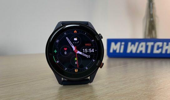 Pandang Pertama Mi Watch – Jam Tangan Pintar Yang Ceria