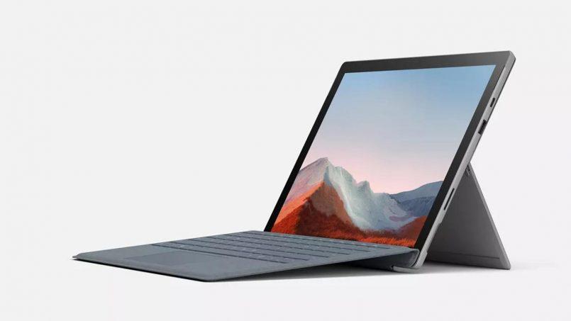 Microsoft Surface Pro 7+ Diumumkan Dengan Cip Intel Tiger Lake, LTE Dan SSD Boleh Diganti
