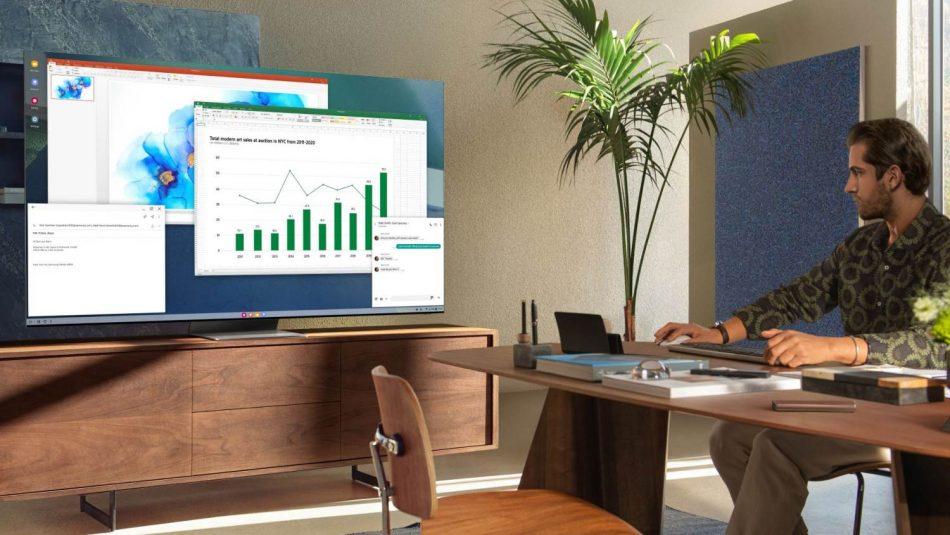 Samsung Memperkenalkan TV 8K Dan 4K Menggunakan Teknologi Mini-LED – Amanz 3