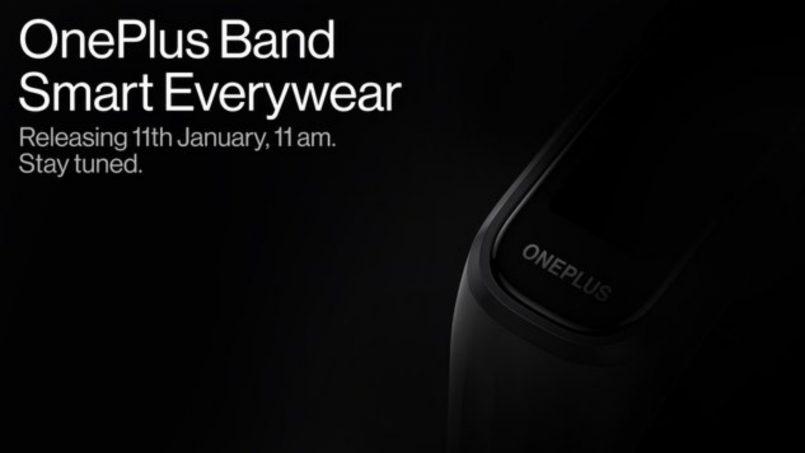 OnePlus Band Bakal Diperkenalkan Secara Rasmi Pada 11 Januari 2021