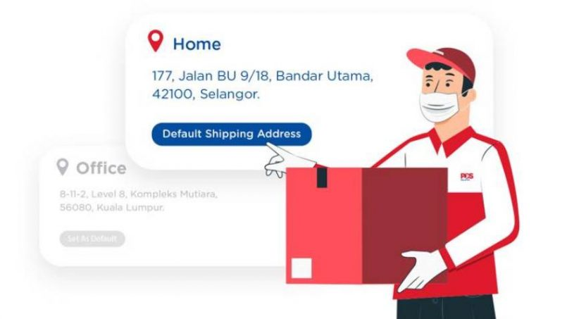 Pos Malaysia Redirect