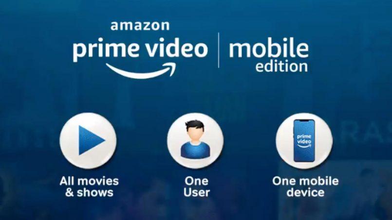 Prime Video Menawarkan Pelan Khusus Untuk Peranti Mudah Alih Di India Pada Harga RM5 Sebulan