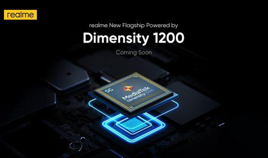 Peranti Realme Dengan Cip MediaTek Dimensity 1200 Bakal Diperkenalkan Tidak Lama Lagi
