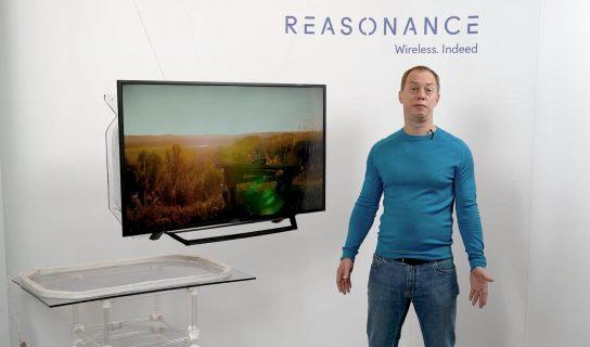 Televisyen Ini Berfungsi Tanpa Sebarang Kabel Kuasa
