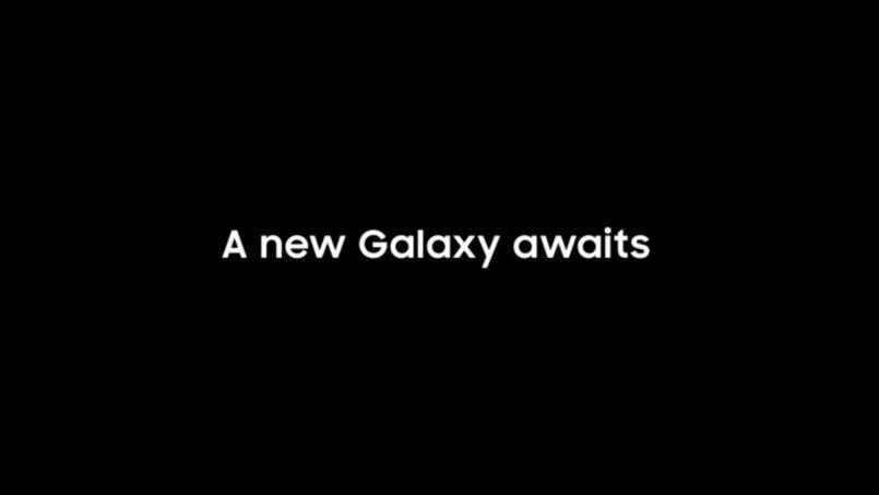 Samsung Galaxy Awaits