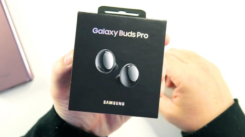 Samsung Galaxy Buds Pro Telah Terjual Lebih Awal